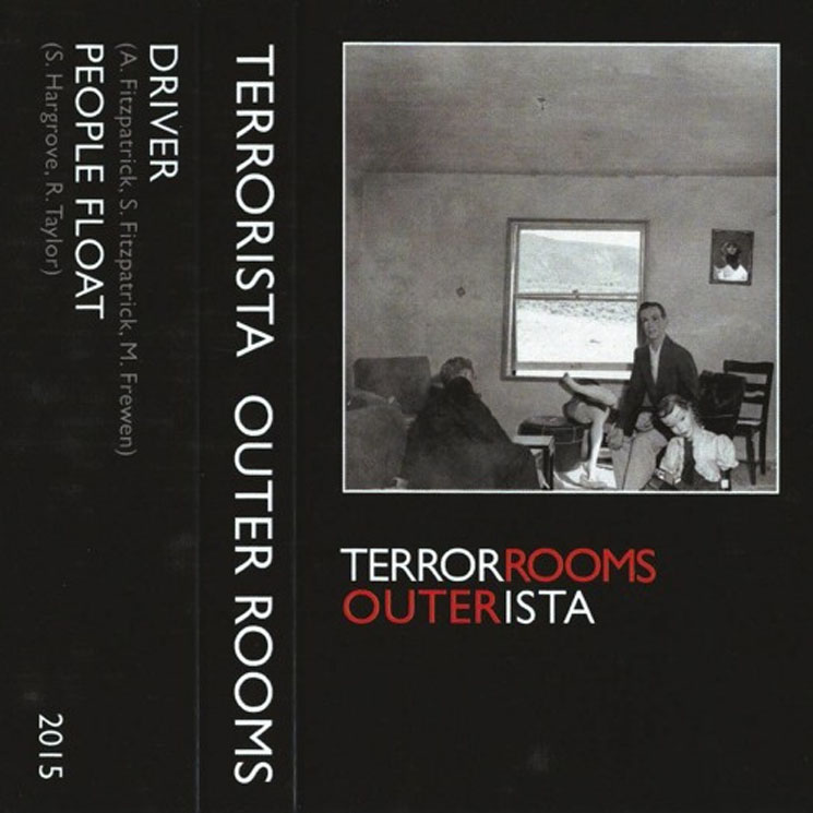 """Terrorista & Outer Rooms """"People Float"""" / """"Driver"""" (cassette stream)"""