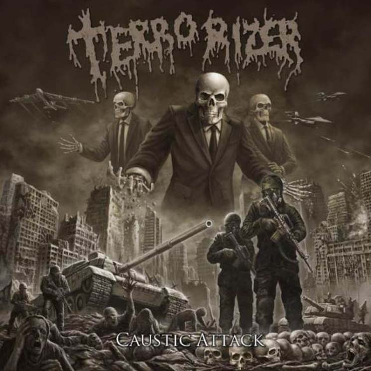 Terrorizer Caustic Attack