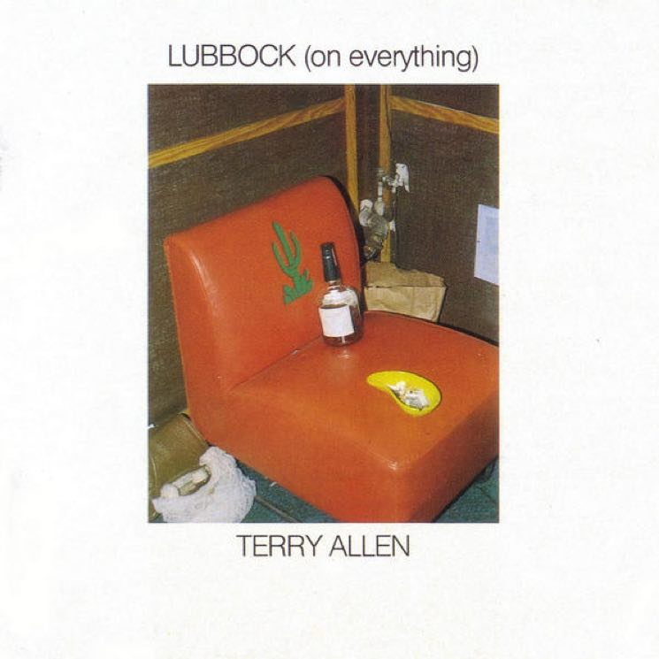 Terry Allen Lubbock (on everything)