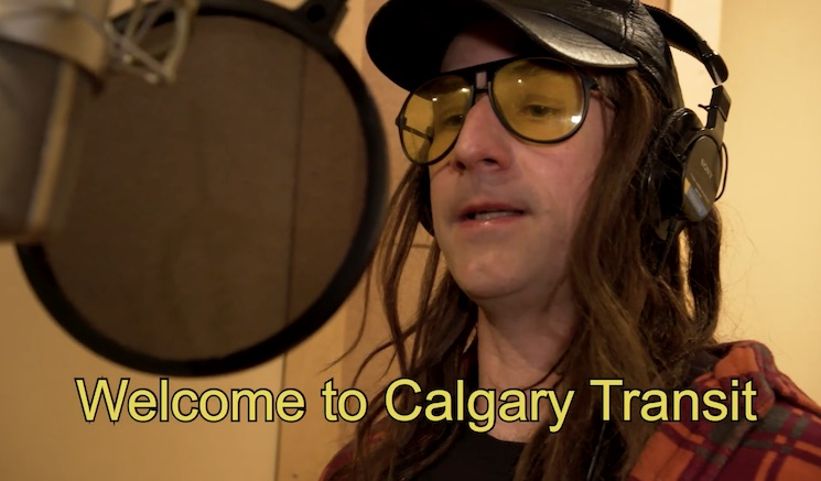 'Fubar' Star Terry Cahill Wants to Be the Voice of Calgary Transit