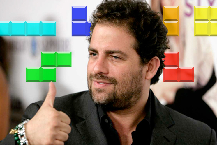 Brett Ratner Is Producing a Tetris Movie