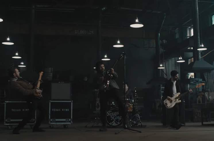 "​Texas King Premiere ""Greatest Mistake"" Video"