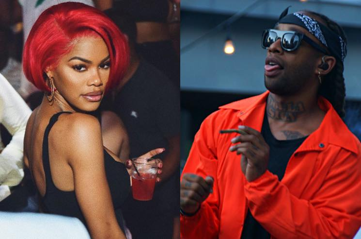 ​Teyana Taylor Hints at Upcoming Album With Ty Dolla $ign