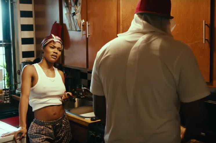 "​Teyana Taylor Drops New Video for Wu-Tang Clan Remix of ""Gonna Love Me"""