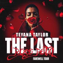 Teyana Taylor to Play Toronto on Farewell Tour