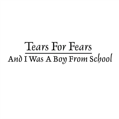 "Tears for Fears ""Boy From School"" (Hot Chip cover)"