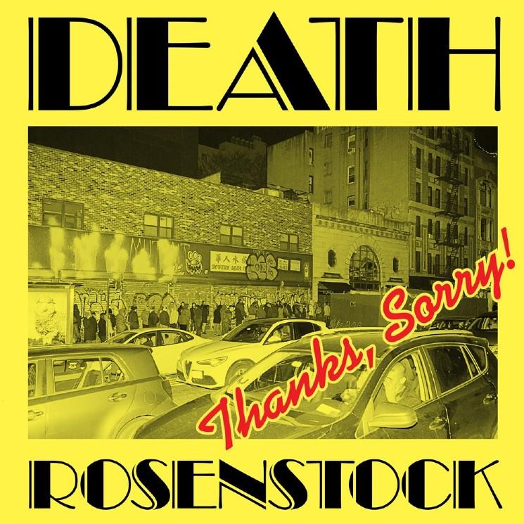 Jeff Rosenstock Announces Massive Live Album