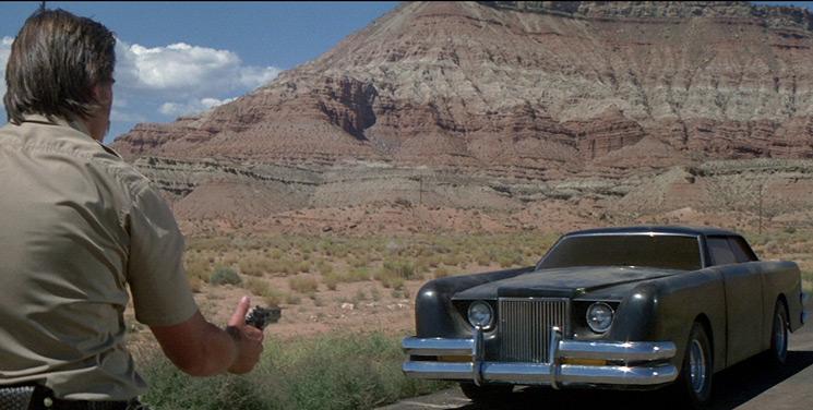 The Car Elliot Silverstein