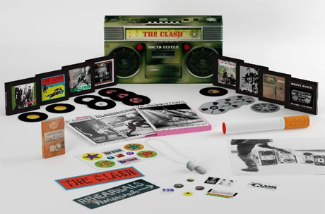 The Clash Sound System