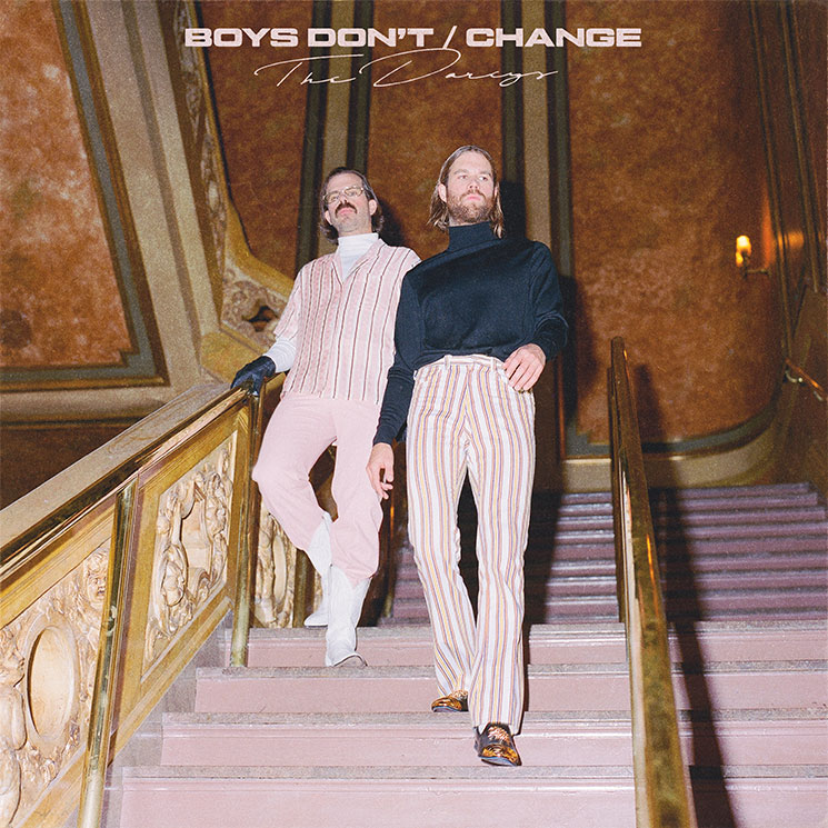 The Darcys Question Masculinity on New 'Boys Don't / Change' EP