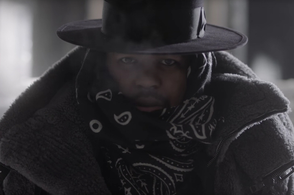 The-Dream Shares Surprise Visual Album 'Genesis'