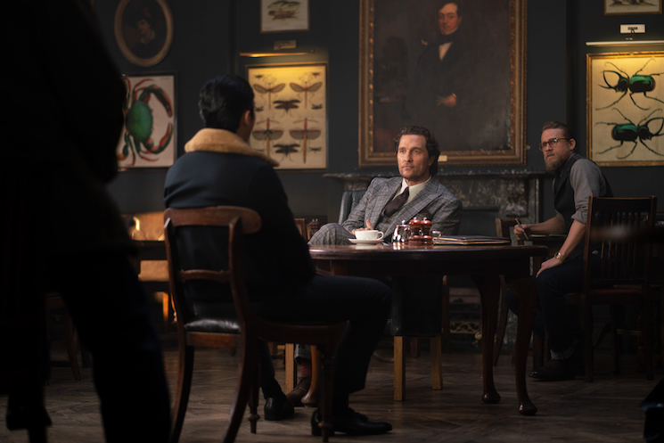 Guy Ritchie Aims for a Return to Form in the First Trailer for 'The Gentlemen'