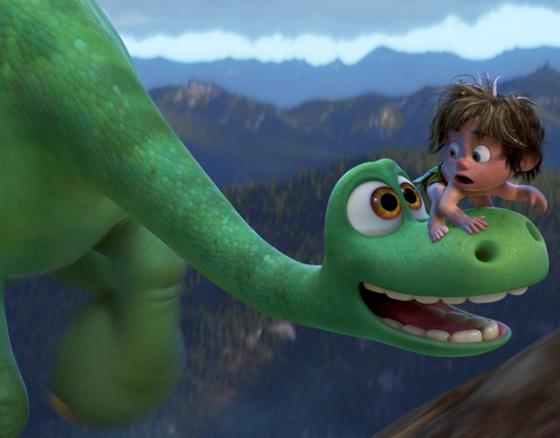 The Good Dinosaur Peter Sohn