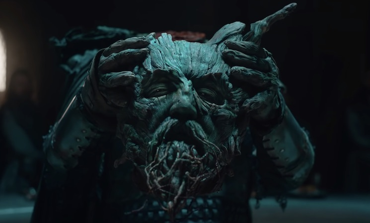 Watch Fantasy Creatures Come to Life in A24's Impressive New Trailer for 'The Green Knight'