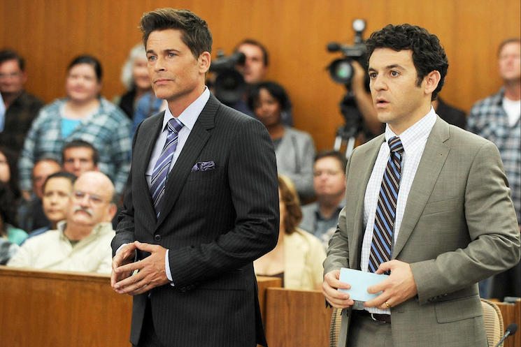 Fred Savage Denies Claims He Attacked Female Crew Member on 'The Grinder'