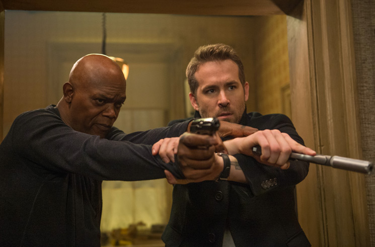 The Hitman's Bodyguard Directed by Patrick Hughes