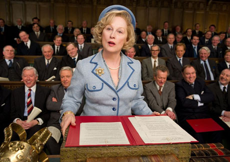 The Iron Lady Phyllida Lloyd