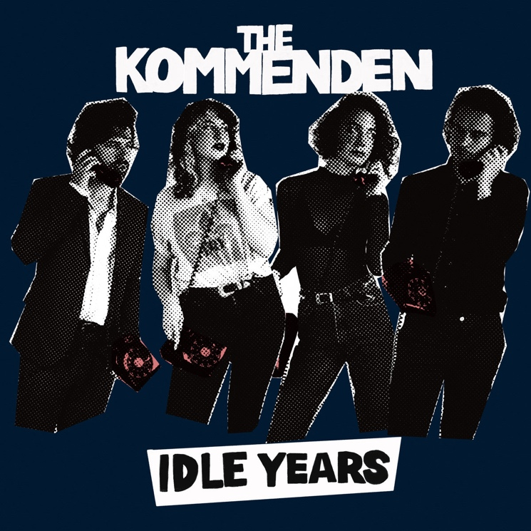 Montreal's the Kommenden Take Listeners in a Pop Music Time Machine on 'Idle years'