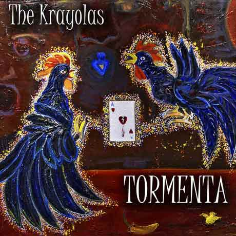The Krayolas Tormenta