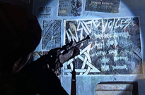 Someone Found a Bunch of Extreme Metal Logos in 'The Last of Us Part II'