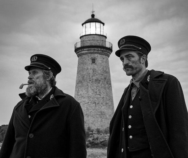 Watch Robert Pattinson and Willem Dafoe Suffer as Seamen in the First Trailer for Robert Eggers' 'The Lighthouse'