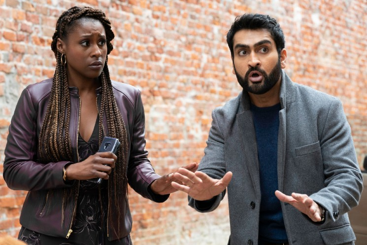 Sparks Fly in 'The Lovebirds' Thanks to Comedy Magic from Kumail Nanjiani and Issa Rae Directed by Michael Showalter