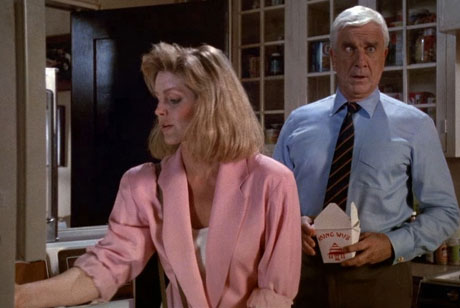 The Naked Gun: From the Files of Police Squad [Blu-ray] David Zucker