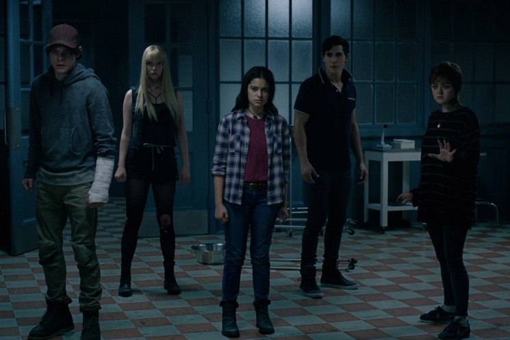 Teenage 'X-Men' Spinoff 'The New Mutants' Is a Curious Mashup of Horror and YA Cheese Directed by Josh Boone