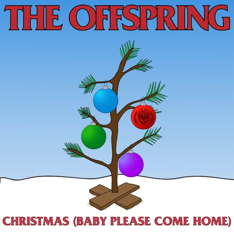 The Offspring Have Just Released a New Christmas Song