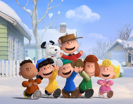 The Peanuts Movie Steve Martino