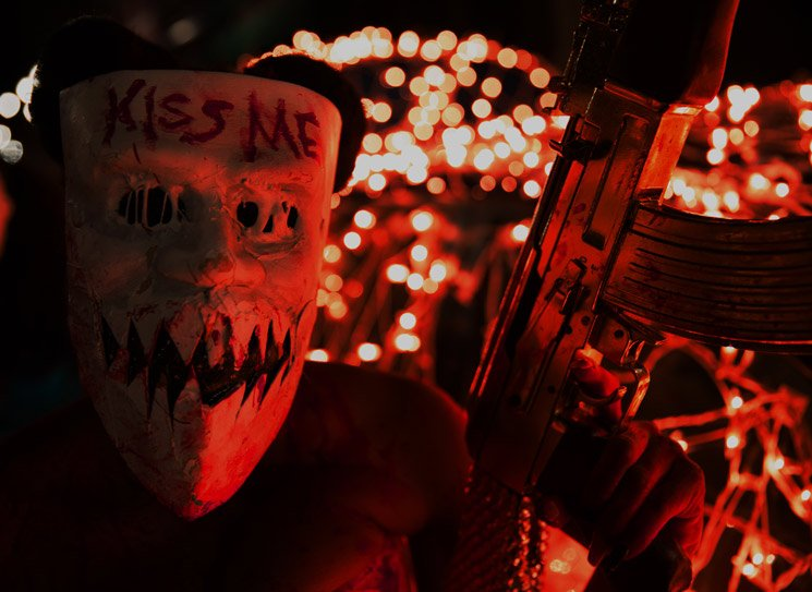 The Purge: Election Year  Directed by James DeMonaco