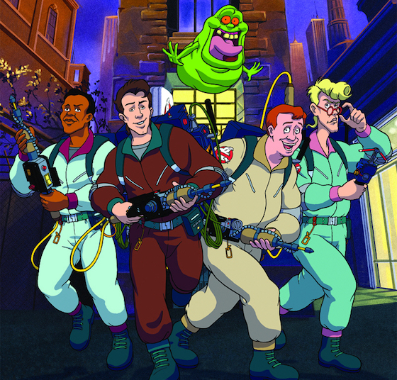 Sony Announces 'Ghostbusters' Animated Series
