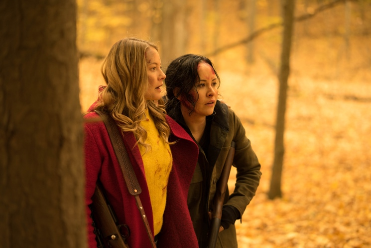 'The Retreat' Can't Quite Put a New Spin on Old Horror Tropes Directed by Pat Mills