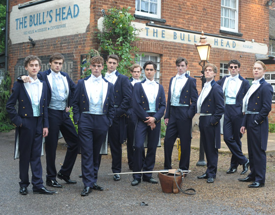 The Riot Club Lone Scherfig
