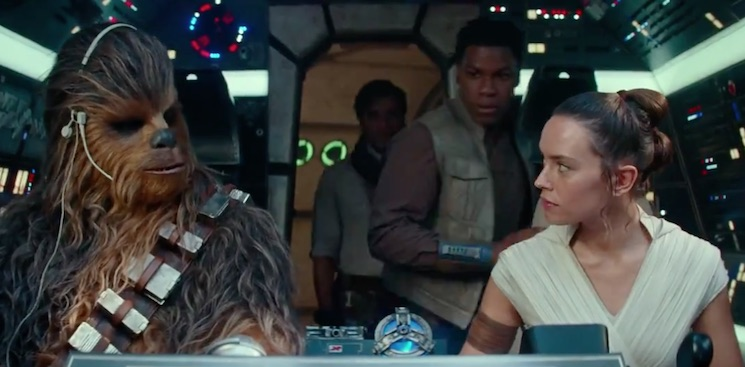 Here's the Final Trailer for 'Star Wars: The Rise of Skywalker'