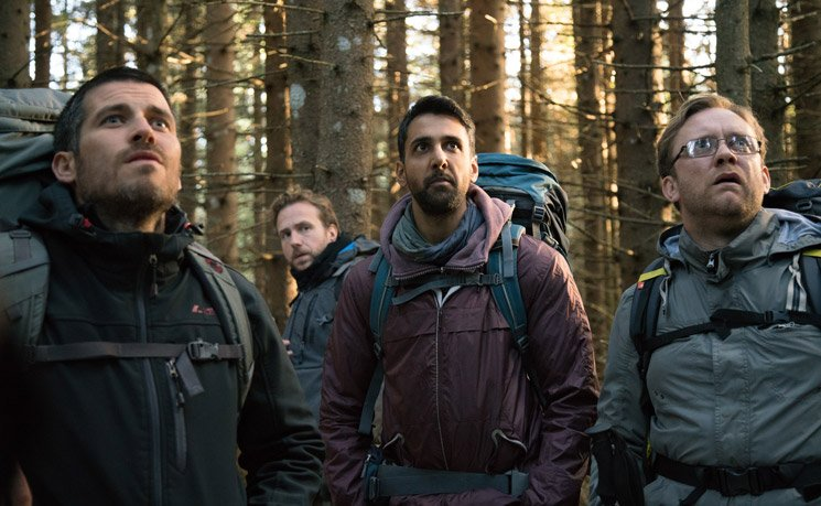 TIFF 2017: The Ritual Directed by David Bruckner