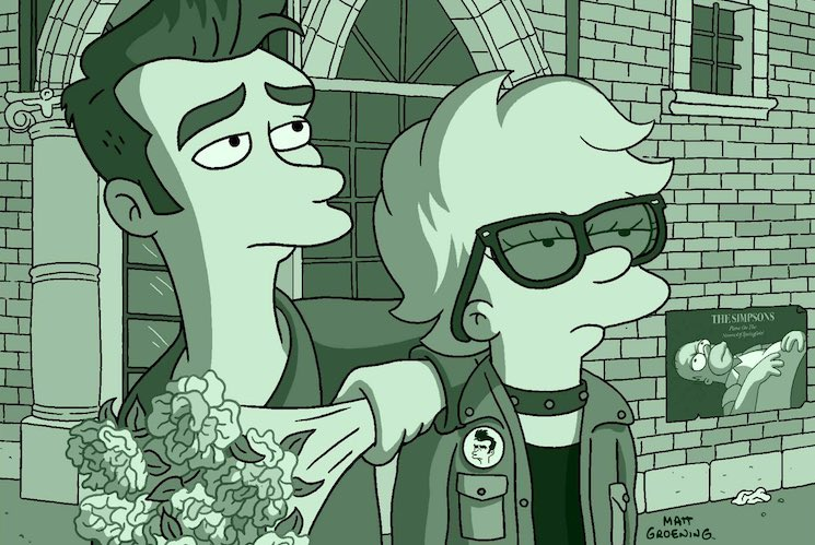 'The Simpsons' Will Poke Fun at the Smiths This Weekend