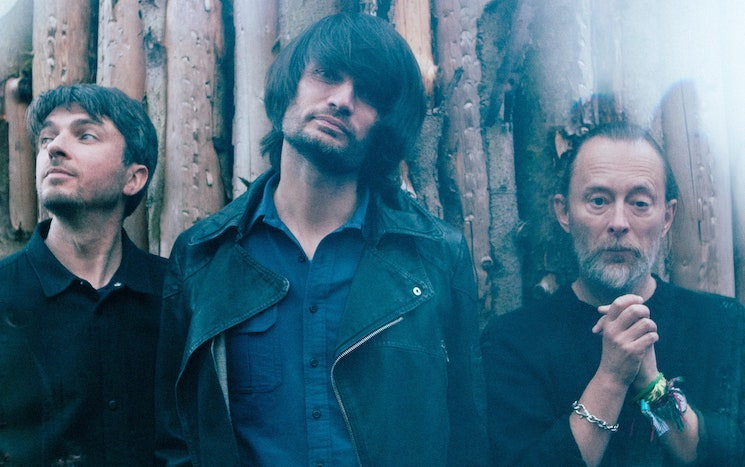 Radiohead's Thom Yorke and Jonny Greenwood Have Started a New Band Called the Smile