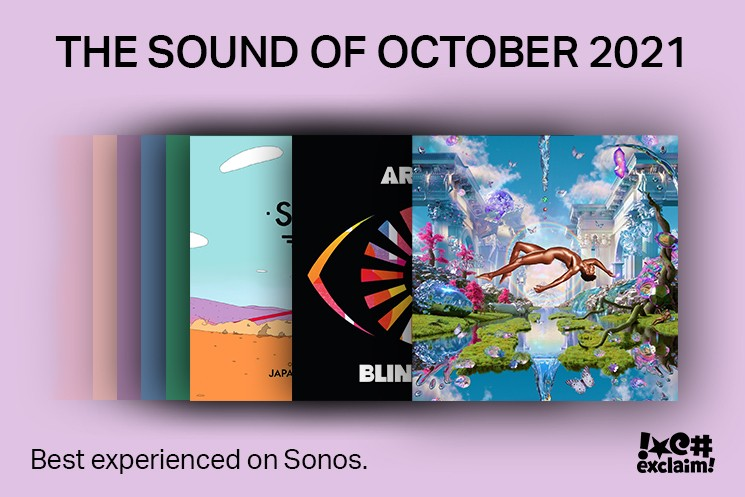 The Sound of October 2021: This Month's Essential New Releases