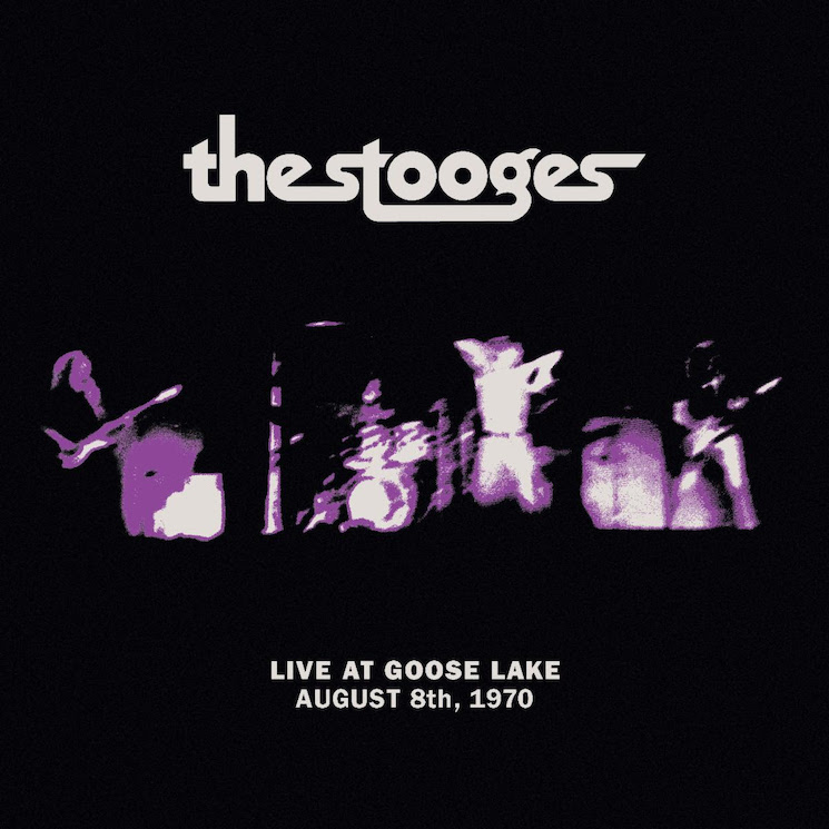 The Stooges Are Getting a 1970 Live Album from Third Man