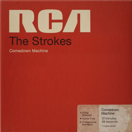The Strokes' 'Comedown Machine' due March 26