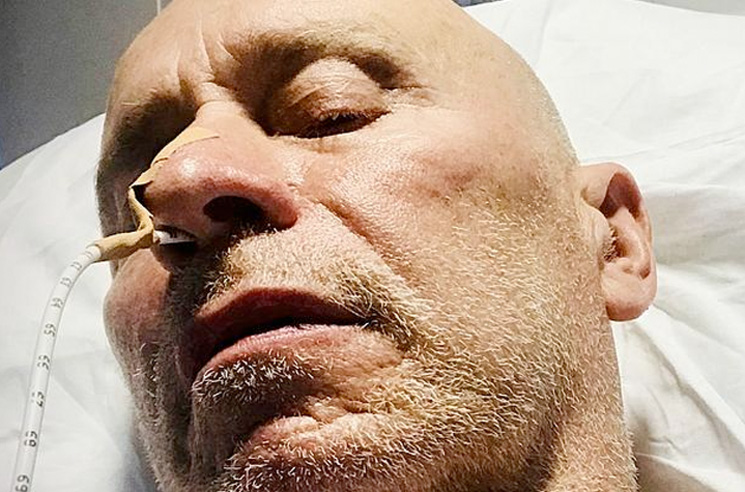 The The's Matt Johnson Recovering in Hospital Following 'Close Shave with the Grim Reaper'