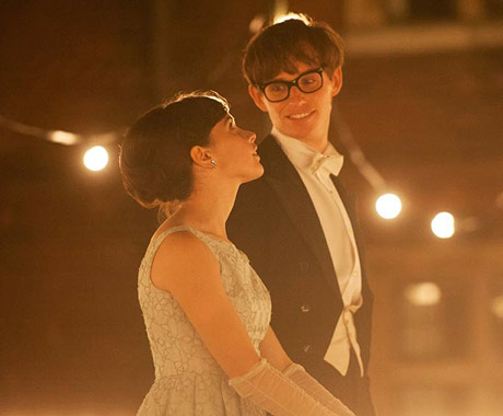 The Theory of Everything James Marsh