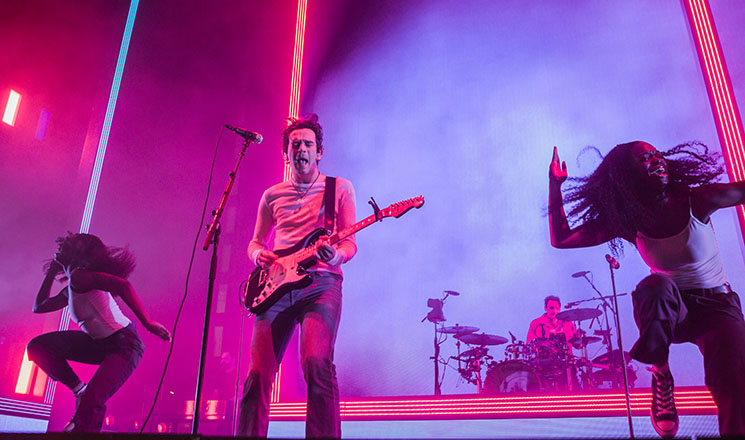 The 1975 Budweiser Stage, Toronto ON, June 3