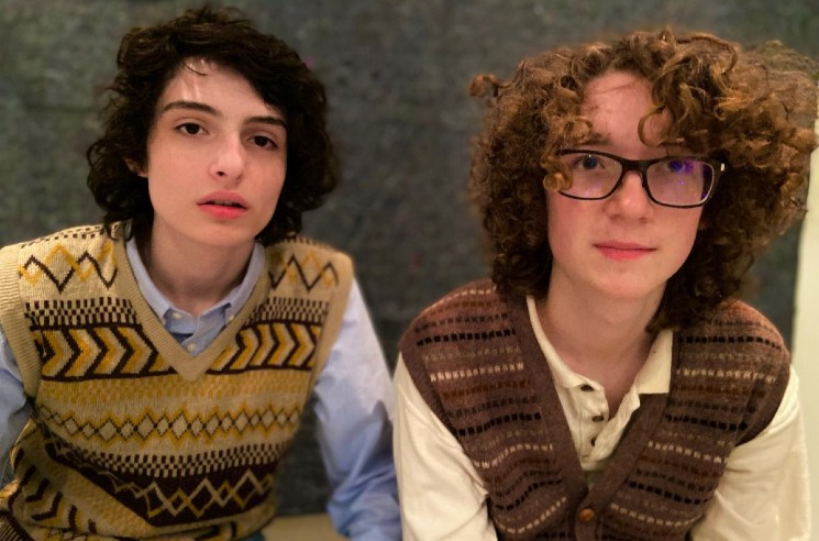 Finn Wolfhard's New Band the Aubreys Share Debut Song