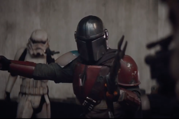 'The Mandalorian' Renewed for Second Season