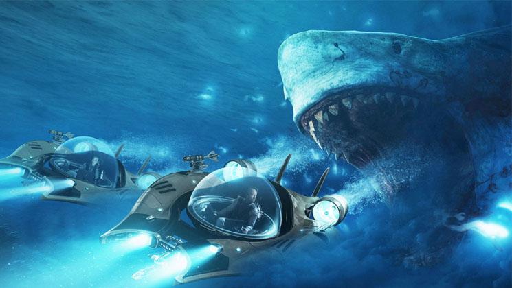 'The Meg' Review: Outrageous Shark Romp Brings Prehistoric Thrills Directed by Jon Turteltaub