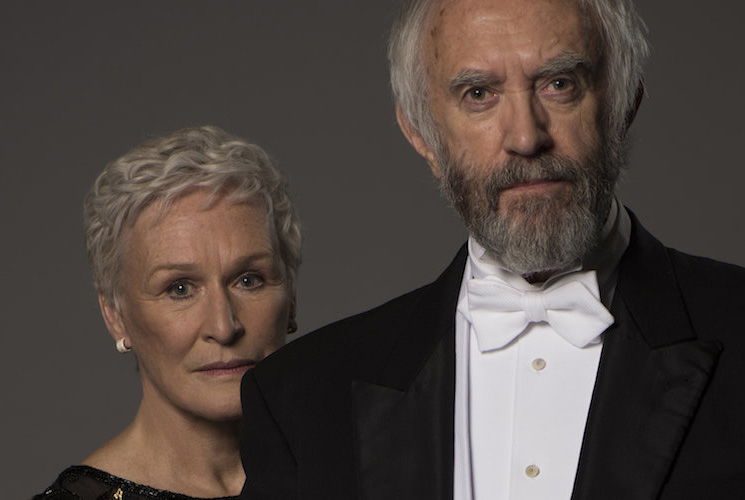 'The Wife' Boils With the Power of Glenn Close Directed by Björn Runge