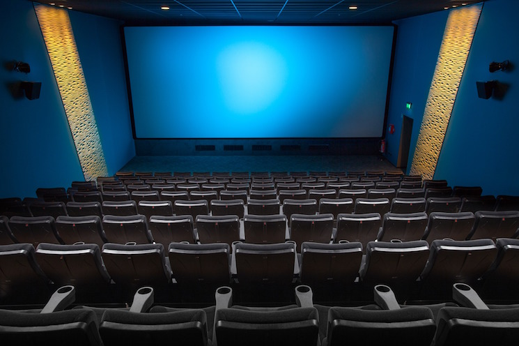 Man Dies After Getting Head Stuck in Movie Theatre Chair