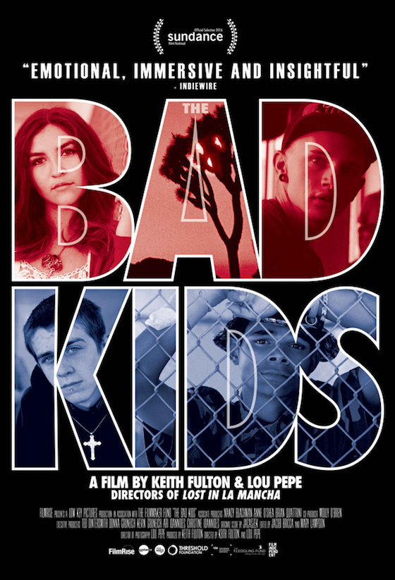 Watch the Trailer for the Outstanding Sundance Doc 'The Bad Kids'